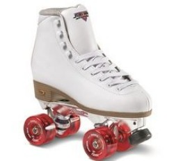 Sure Grip Artistic Skates